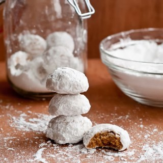 Gluten Free Chai Spiced Cookies