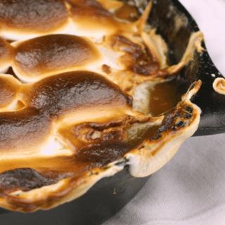 Vegan Sweet Potato Casserole