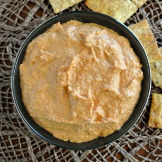 Red Capsicum Hummus