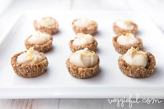 Lemon Meringue Cheesecake Cups