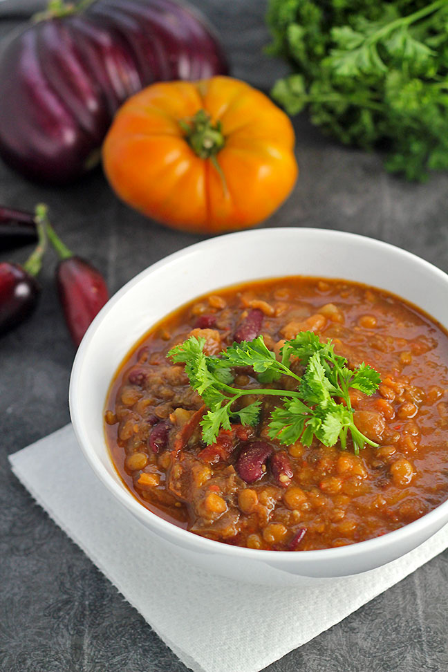 Fall Harvest Chili